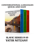 Conversational Languages Quick and Easy Boxset 8-10