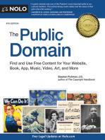 Public Domain, The