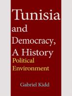 Tunisia and Democracy, A History