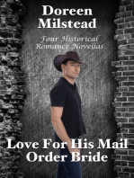 Love For His Mail Order Bride
