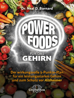 Power Foods für das Gehirn