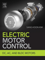 Electric Motor Control: DC, AC, and BLDC Motors