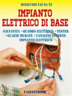 Impianto elettrico di base