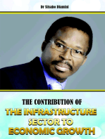 The Contribution of the Infrastructure Sector to Economic Growth