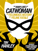 Many Lives of Catwoman