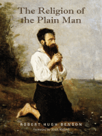 The Religion of the Plain Man