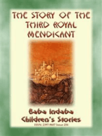 THE STORY OF THE THIRD ROYAL MENDICANT - A Tale from the Arabian Nights