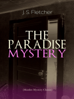 THE PARADISE MYSTERY (Murder Mystery Classic)