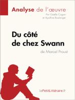 Du côté de chez Swann de Marcel Proust (Analyse de l'oeuvre)