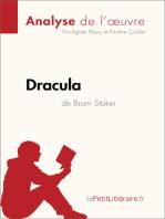 Dracula de Bram Stoker (Analyse de l'oeuvre)