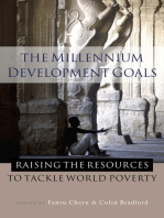 The Millennium Development Goals: Raising the Resources to Tackle World Poverty
