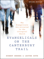 Evangelicals on the Canterbury Trail