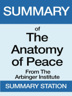 The Anatomy of Peace | Summary