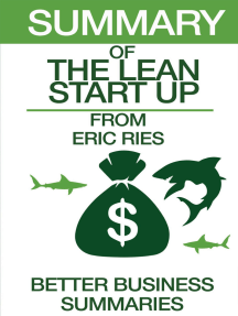 The Lean Startup | Summary
