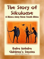 THE STORY OF SIKULUME - A Xhosa legend from South Africa