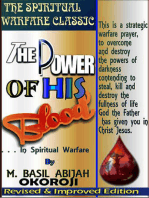 The Power of The Blood In Spiritual Warfare