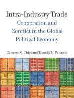 Intra-Industry Trade