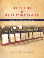 The Politics of Majority Nationalism