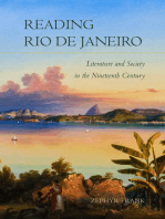 Reading Rio de Janeiro: Literature and Society in the Nineteenth Century