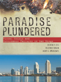 Paradise Plundered: Fiscal Crisis and Governance Failures in San Diego