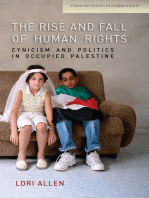The Rise and Fall of Human Rights