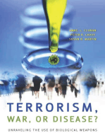 Terrorism, War, or Disease?