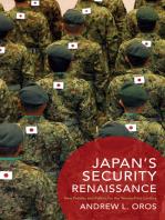 Japan's Security Renaissance