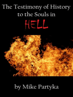 The Testimony of History to the Souls in Hell