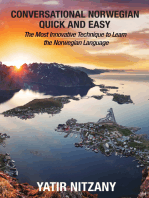 Conversational Norwegian Quick and Easy: The Most Innovative Technique to Learn the Norwegian Language