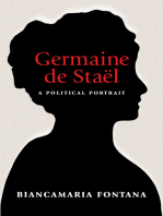 Germaine de Staël: A Political Portrait