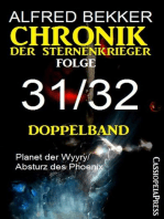 Chronik der Sternenkrieger Folge 31/32 - Doppelband