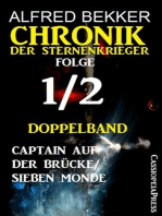 Doppelband Chronik der Sternenkrieger Folge 1/2