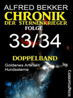 Chronik der Sternenkrieger Folge 33/34 - Doppelband