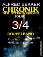 Chronik der Sternenkrieger Folge 3/4 - Doppelband