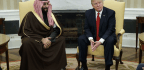 President Trump's First Foreign Trip Will Include Red-Carpet Welcome In Saudi Arabia