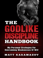 The Godlike Discipline Handbook