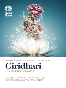 Giridhari: The Uplifter of Hearts