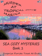 Murder at Tropical Cove Marina