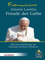 Amoris Laetitia - Freude der Liebe