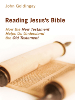 Reading Jesus's Bible