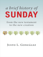 A Brief History of Sunday