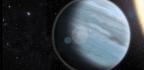 'Puffy Planet' Has the Same Density as Styrofoam