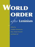 World Order after Leninism