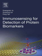 Immunosensing for Detection of Protein Biomarkers