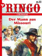 Ringo 3 Romane Nr. 23 – Western