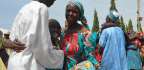 82 Chibok Girls Reunited With Their Families After More Than 3 Years