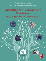 Distributed Generation Systems: Design, Operation and Grid Integration