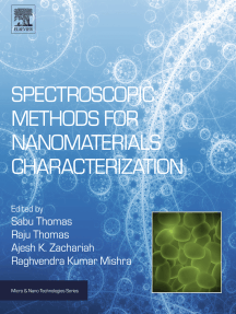 Spectroscopic Methods for Nanomaterials Characterization