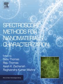 Spectroscopic Methods for Nanomaterials Characterization
