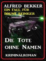 Bount Reiniger - Die Tote ohne Namen